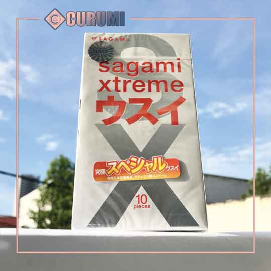 Bao cao su Sagami Xtreme Nghệ An