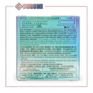 Mua okamoto 003 ở Vinh - 4