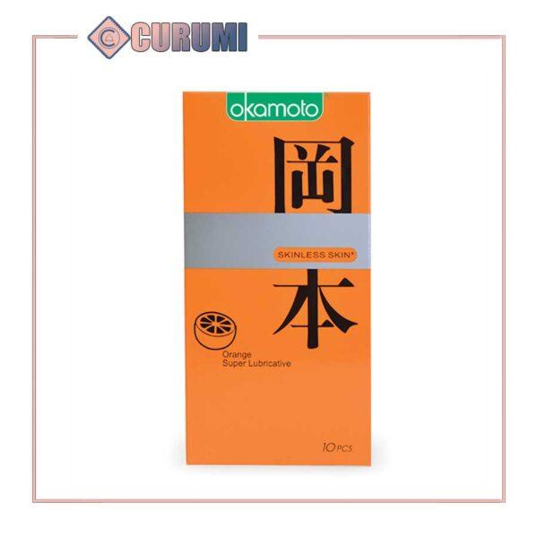 Bao cao su Okamoto hương cam ở Vinh - 2