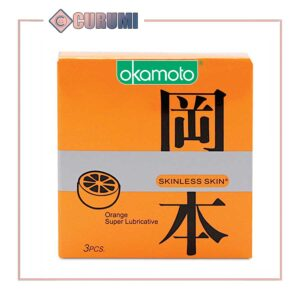 Bao cao su Okamoto Orange ở Vinh - 2