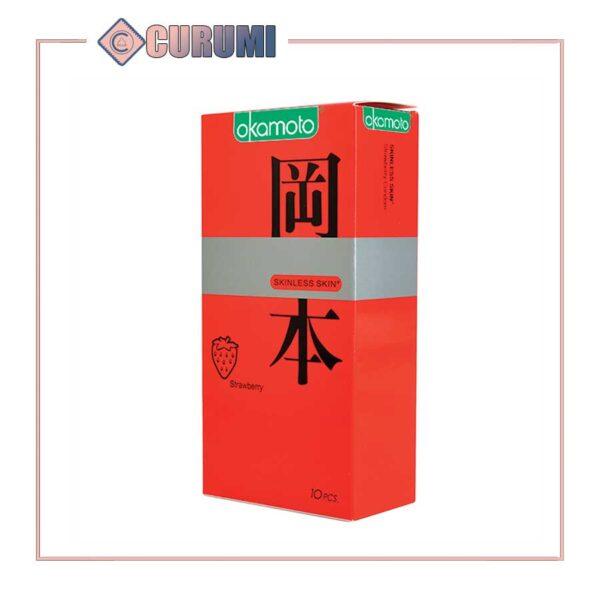 Bao cao su Okamoto hương dâu Vinh - 2