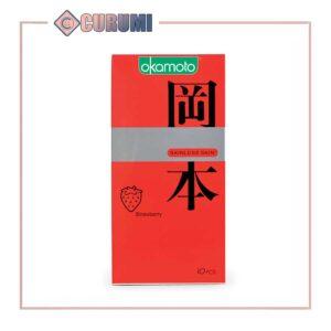 Bao cao su Okamoto hương dâu Vinh - 1