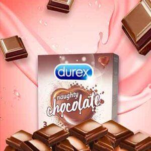 Durex có những mùi gì - socola 2