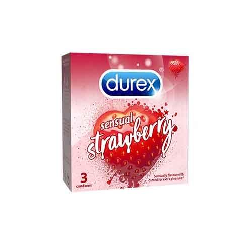 Durex có những mùi gì