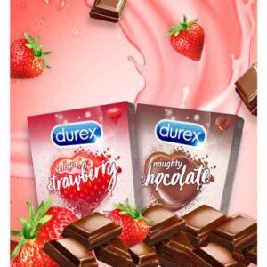 Dâu và Chocolate